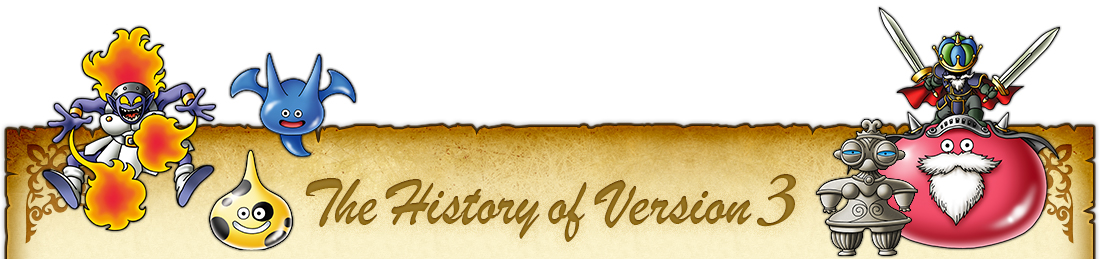 The History of Version3