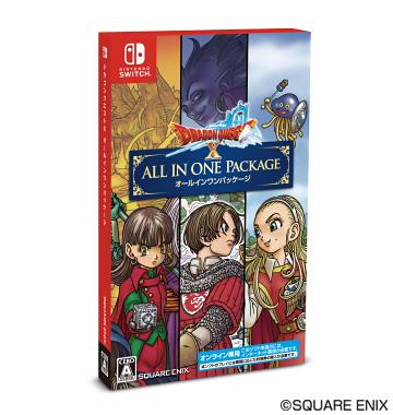 Nintendo Switch™版「ドラゴンクエストX オールインワンパッケージ ...