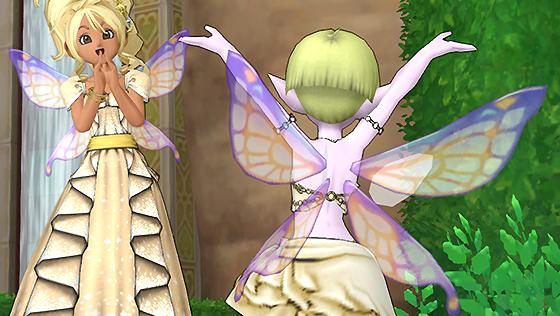 妖精の女王ウィング【フリーパス】