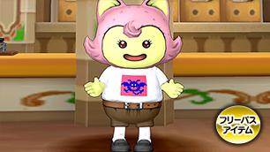 ドラキーTシャツ【フリーパス】