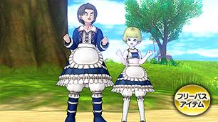 おとぎの森スカート【フリーパス】