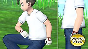 ゴルフグローブ【フリーパス】