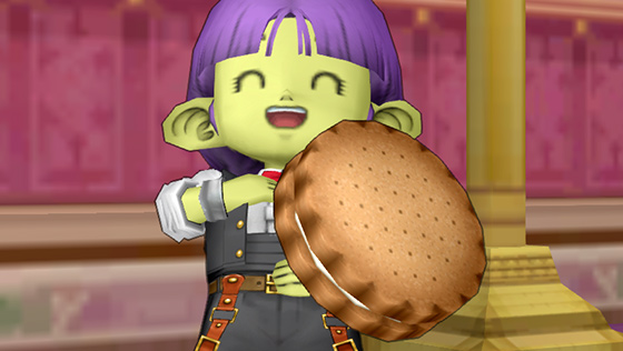 クッキーの盾 [FP]