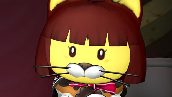三毛猫マスク【フリーパス】