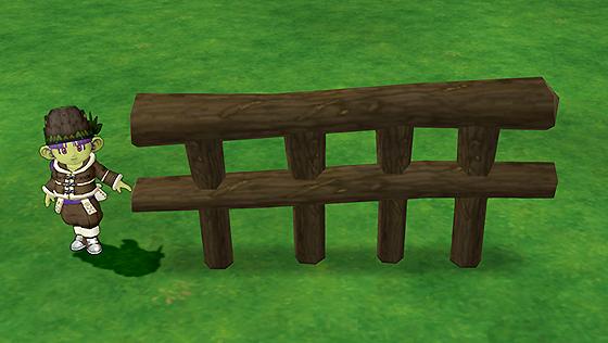 便利な木柵[FP]