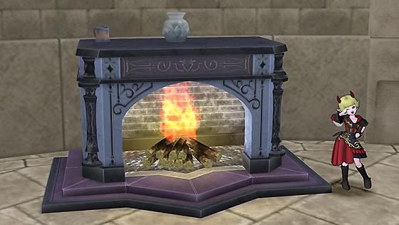 ベラストル家の暖炉[FP]