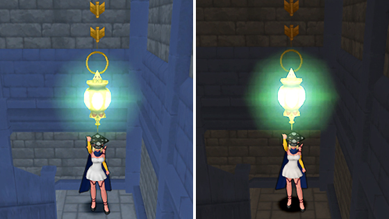 妖精図書館の吊りランプ [FP]