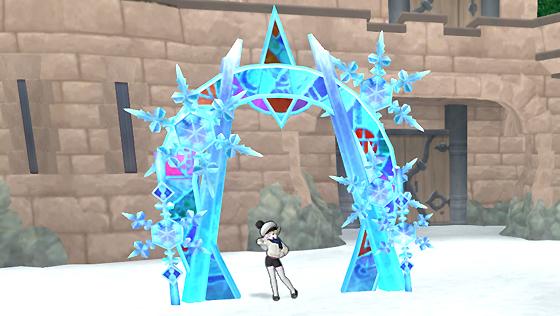 氷の領界のアーチ [FP]