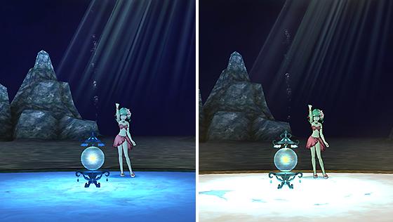 たゆたう水面ライト [FP]