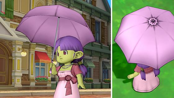 さくら色の傘 [FP]