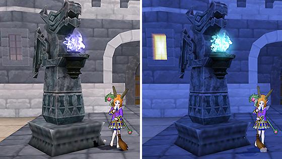 闇の領界の石像 [FP]