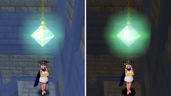 妖精図書館の八面ランプ [FP]