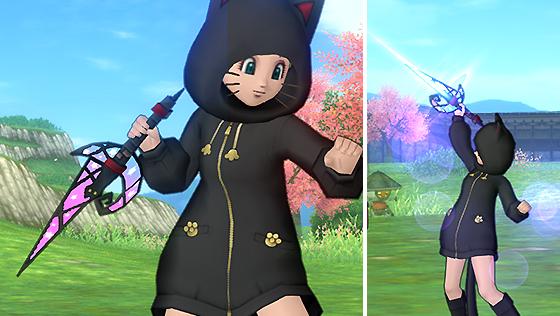 黒猫の短剣 [FP]