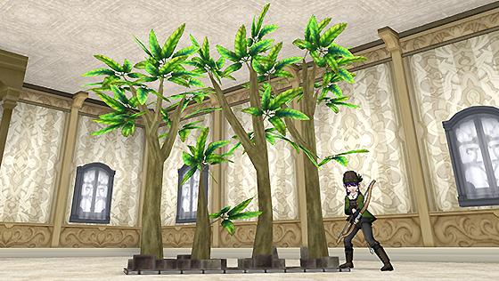 魔塔の観葉植物 [FP]