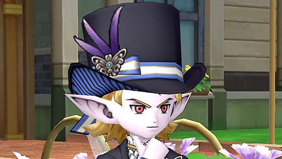 月光蝶の帽子 [FP]