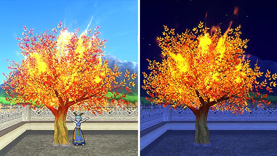 炎の領界の木 [FP]