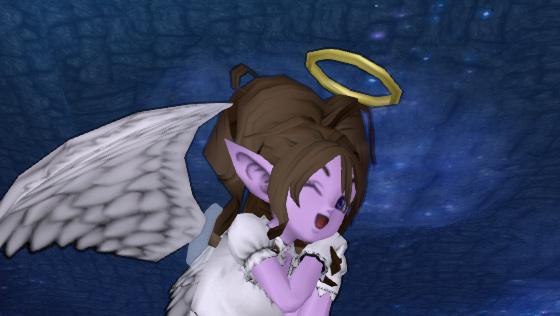 天使の輪 [FP]