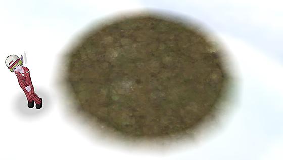 おうち用地面のラグ [FP]