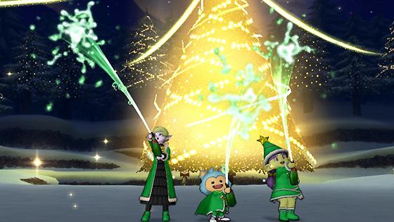 しぐさ書・お祝い緑