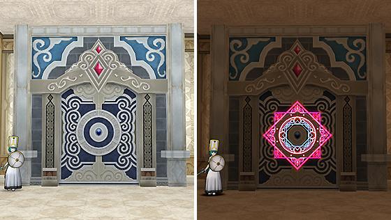 魔塔の赤宝石付き壁 [FP]