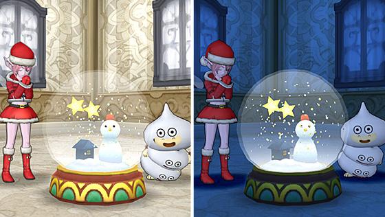 雪だるまのドーム [FP]