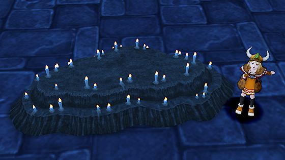 古代オルセコの祭壇 [FP]