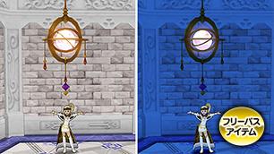 王都キィンベルの球照明 [FP]