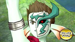 神罰のマスク [FP]