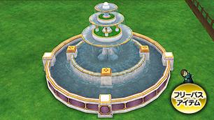 魔幻園の噴水[FP]