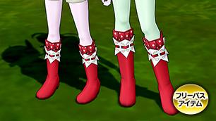 キャロル姫ブーツ【フリーパス】
