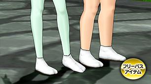 お祭りの足袋 [FP]