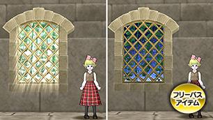 壁かけの格子窓 [FP]